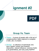 Human Behavior in Organization Management