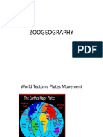 PPT. ZOOGEOGRAPHY #1