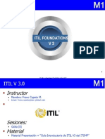 Introduccion a ITIL V3