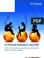 Innovative Way Business Applications Using Sms