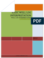Basic Well Log Interpretation