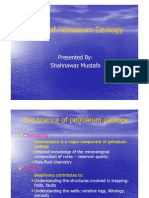 Basics of Petroleum Geology