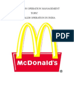 Mcdonal Word Document