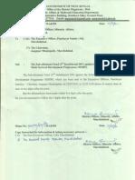 Revised Sub-Allotment MSDP