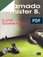 Mi Amado Mister B_ - Luis Corbacho