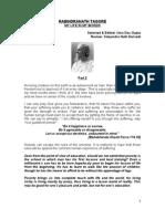 Rabindranath Tagore Part 2