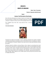VEDANTA Heart of Hinduism 3