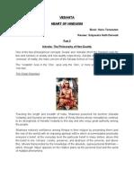 VEDANTA Heart of Hinduism 3