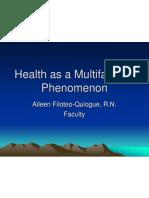 Mulitfactoral Powerpoint