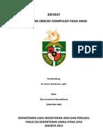 Referat Obsesif Kompulsif Pada Anak - Dian Araminta 2010 061 034
