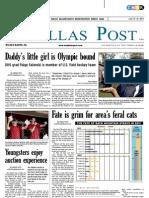 The Dallas Post 07-15-2012