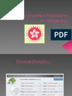 The Economics Freedoms of Hongkong Beta