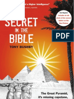 Bushby - The Secret in the Bible - The Great Pyramid, Its Missing Capstone and the Supernatural Origin of Scripture (3rd Edition)(2011)