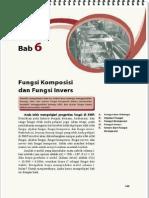 6fungsi Komposisi Dan Fungsi Invers
