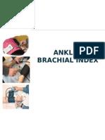 Ankle - Brachial Index