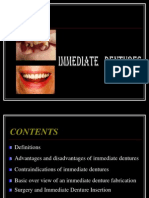 Immediate Dentures.ppt [Autosaved]