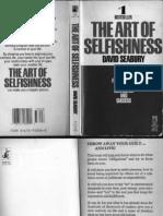 David Seabury - The Art of Selfishness