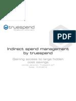 Truespend - Indirect Spend Management_10.6.2012
