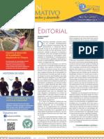 Boletín informativo Programa Conjunto por una Cultura de Paz