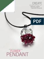 Flower Pendant Instruction
