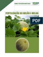 Fertilização do Melão e Meloa