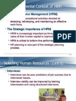 HRM brief