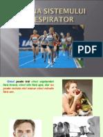 Igiena Sistemului Respirator Def