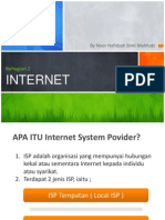 Internet System Provider