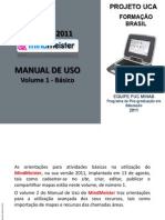 Manual de uso rápido do MindMeister