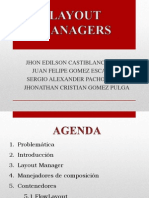 Exposicion Layout Manager