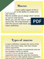 49462298 Macros in Embedded c