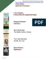 List of Female Novels, Completed_02Mar19