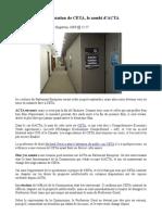 Présentation de CETA, le nouveau ACTA zombi