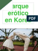 Corea - Parque Erotico