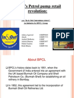 BPCL's Petrol pump retail revolution