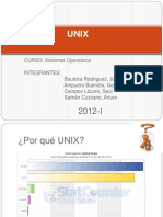 EXPO UNIX