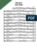 Dorian Scales Minor 7 Chords