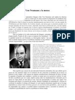 Von Neumann y La Mosca