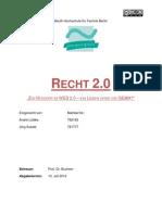 Abschlussbericht Recht 2.0 Final