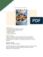 Salada Tricolore