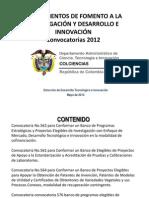 10293_convocatoriascolciencias2012