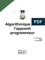 51781 Algorithmique Pour l Apprenti Programmeur