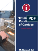 National Rail Refund Conditions