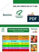 Manejo Coda Em Tomates (Impresso)