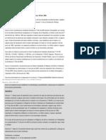 Decreto 3366 de 2007