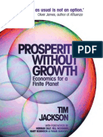 Prosperity Without Growth - Tim Jackson