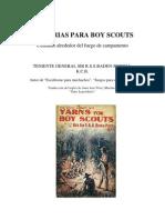 Historias Para Boy Scouts