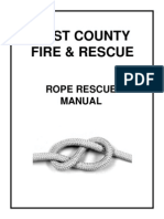 Rope Rescue Manual