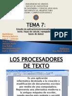 Diapositivas computacion