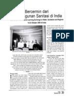 Bercermin dari Pembangunan Sanitasi di India